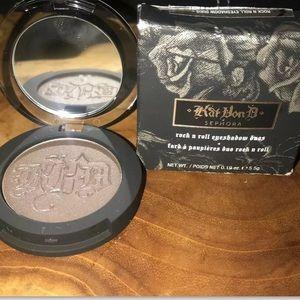 Sephora Kat Von B Eyeshadow duos Riff Raff 1 box